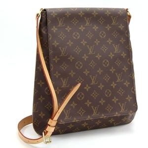 Authentic Louis Vuitton Salsa GM NWOT monogram